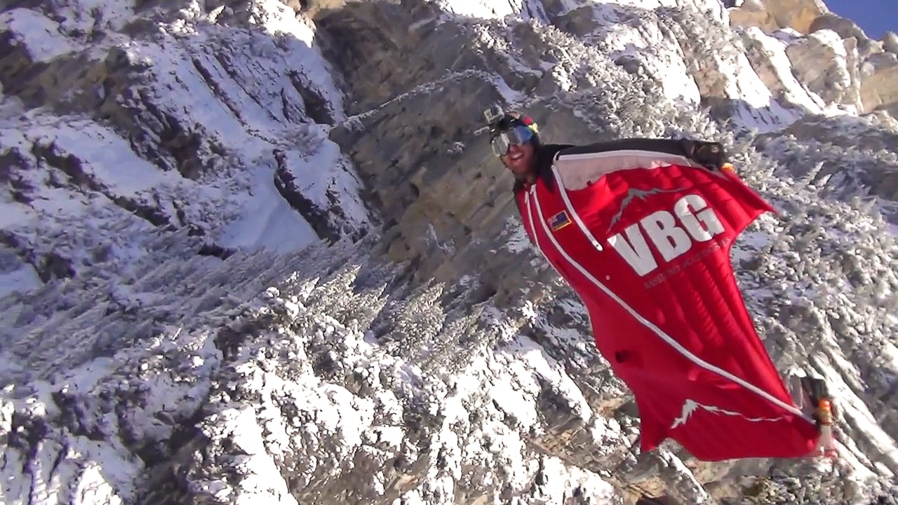 Two Wingsuit Pilots Filmed Their Flight in a Way That Will Astonish You | A Straight Shot, Ep. 1