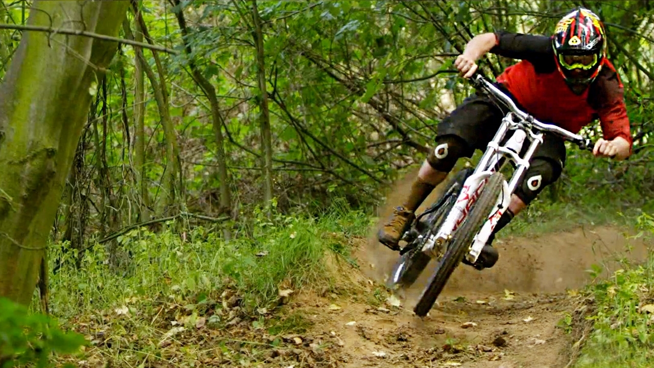 Mountain Biker Mike Hopkins, Homecoming Trail Riding | Over the Edge, Ep. 2