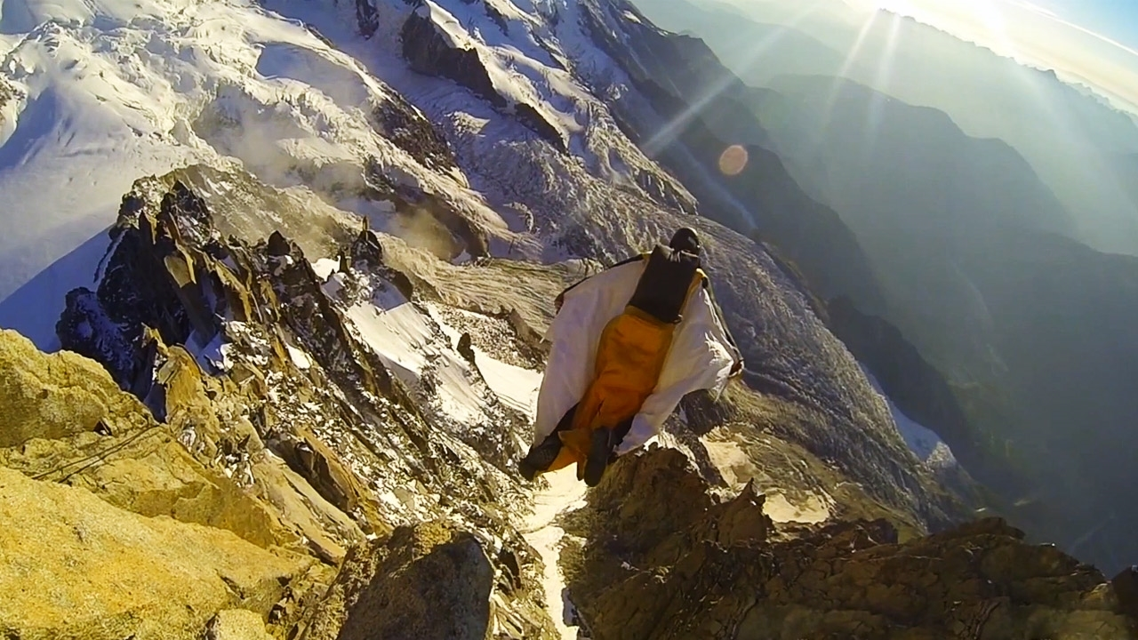 Aiguille du Midi Secret Wingsuit Flight | So Freaking Extreme, Ep. 6