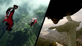 Best Wingsuit Flights, BASE Close Calls & Impossible Stunts, PF 2013 | The Perfect Flight, Ep. 8