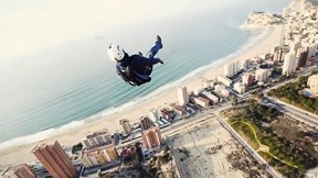 BUSTED by the Police, BASE Jumping in Benidorm | Jokke Sommer's Barely Legal, Ep. 2