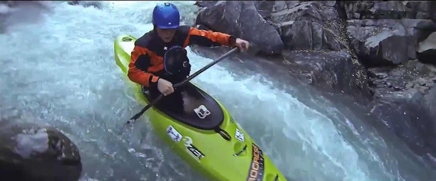 An Average Day (Kayak Session Short Film of the Year Awards 2013 – Entry 43)