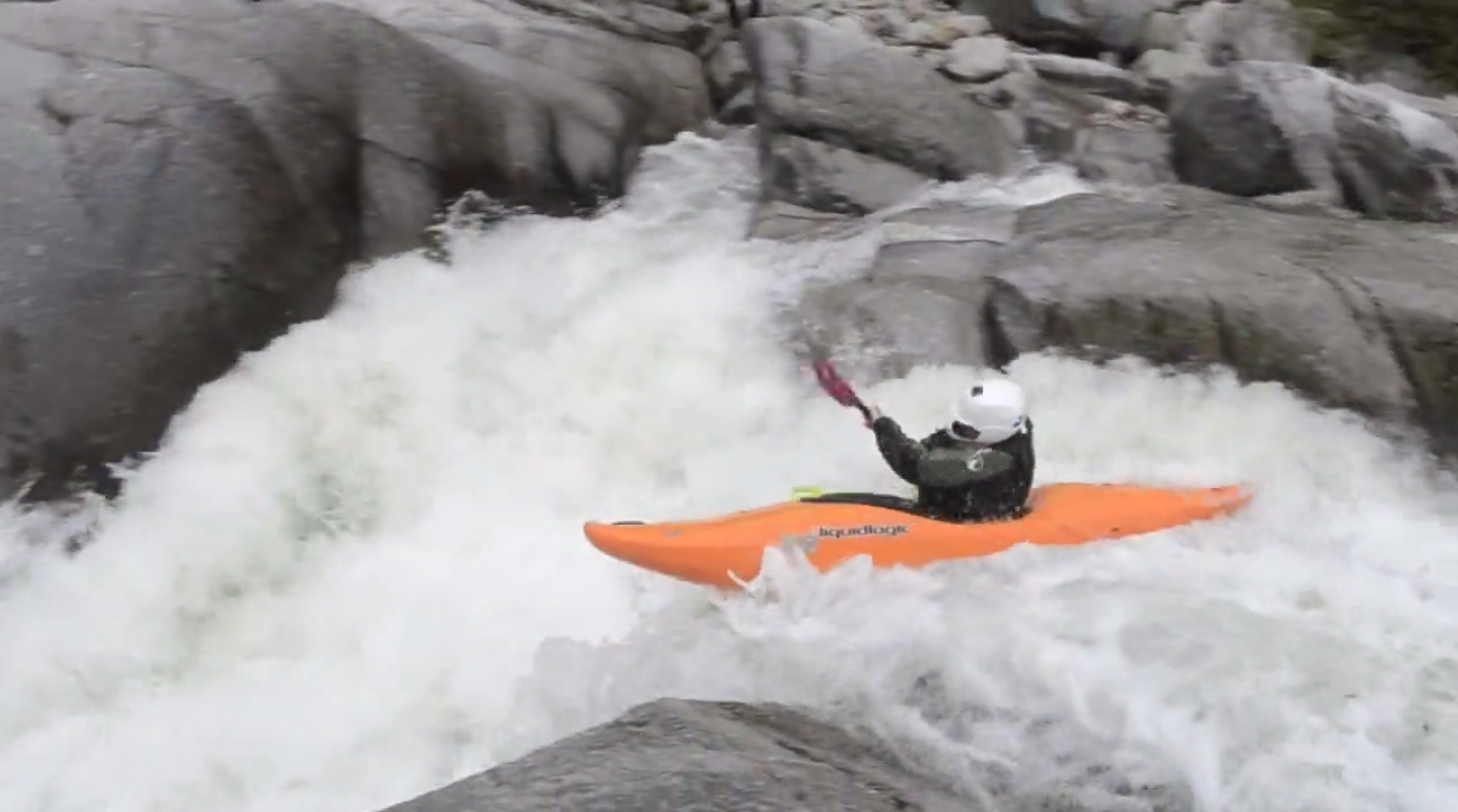 From Chile to France (Kayak Session Short Film of the Year Awards 2013 – Entry 45)