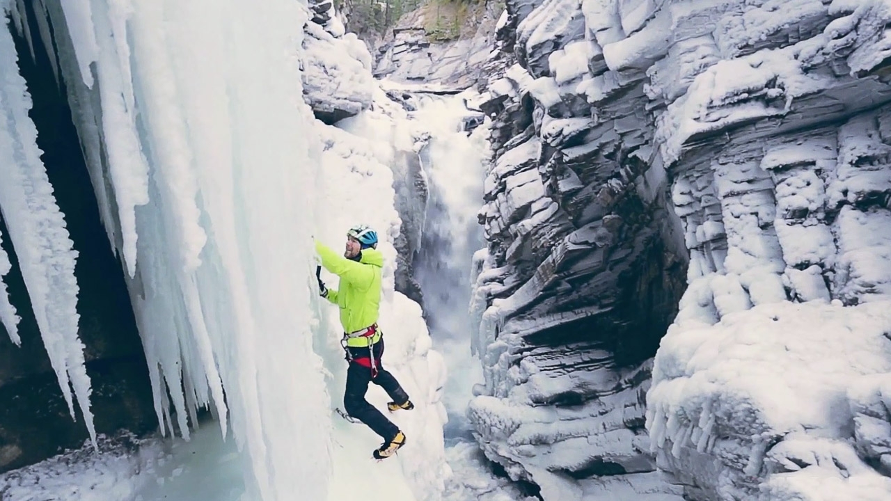 You Won't Believe How This Ice Climber Trains to Scale Frozen Waterfalls | Sub-Zero, Ep. 2