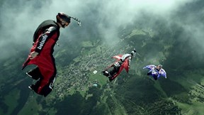 All-New Wingsuit Series w Jokke Sommer, Espen Fadness, Ludovic Woerth | The Perfect Flight, Teaser