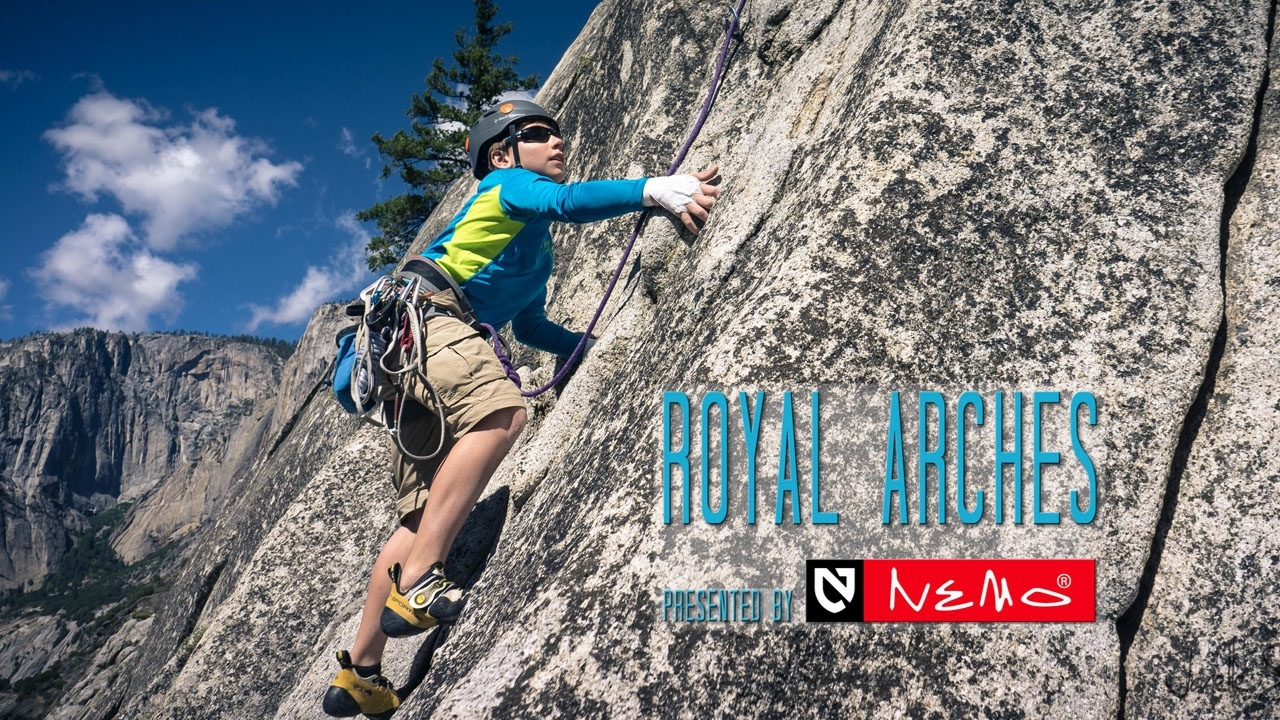 11-Year-Old's First Ascent of Royal Arches | Committed: Climbing North America's 50 Classics, Ep. 7