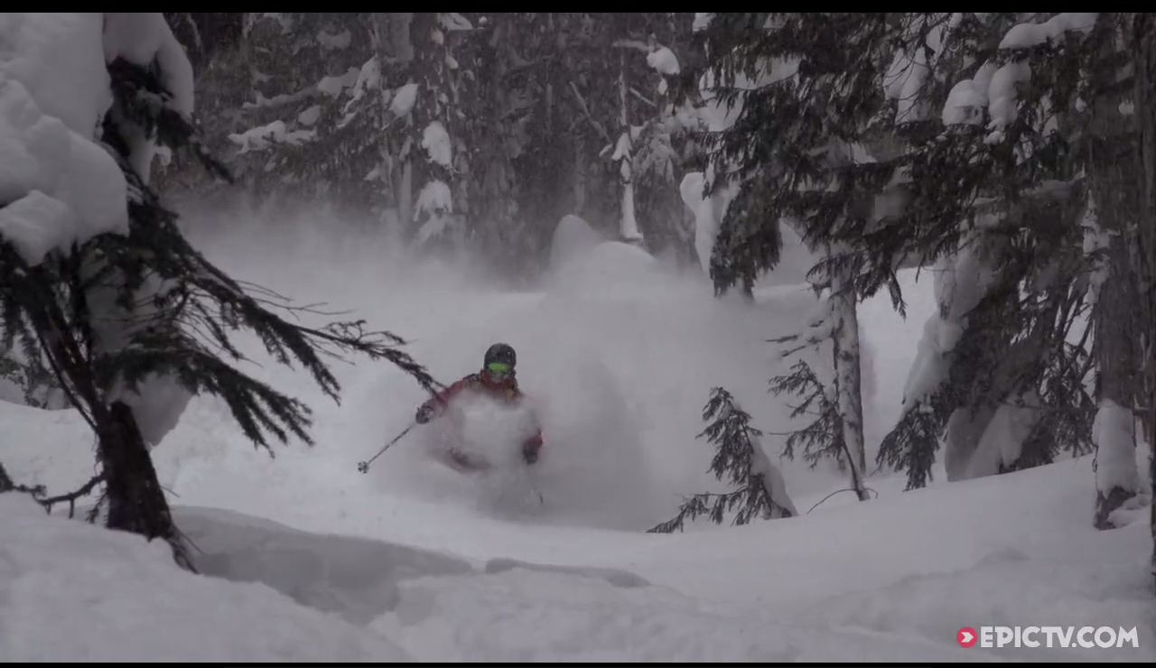 Whistler Blackcomb - The Beyond Series: Mike Douglas - Double Exposure