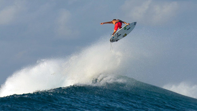 Surfing Pumping Right-Handers In The Maldives | Islands in the Stream, Ep. 2
