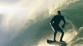 Atlantic Froth - Noah Lane Makes Terrifying Waves Look Easy | Shore Shots Irish Film Festival