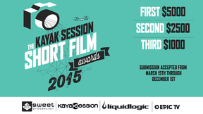 2015 Short Film of the Year Awards Teaser | Kayak Session Short Film of the Year Awards 2015