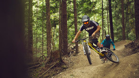 Beyond The Bikepark In Whistler | Seasons of Shred with Andrew Taylor & Niki Leitner, Ep. 6