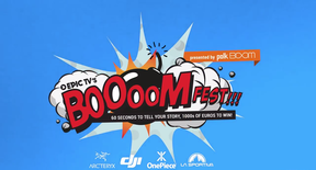 Send Us Your Action Sport Videos And Win Cash! | BOOOOM FEST Summer 2015