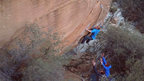 Nalle Hukkataival Slices Open Leg, Climbs V15 First Ascent Anyway | EpicTV Choice Cuts