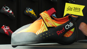 The Red Chili Atomyc Climbing Shoe - 2015 Review | Outdoor 2015