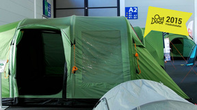 The Coleman Blackout Bedroom Tent - 2015 Review | Outdoor 2015