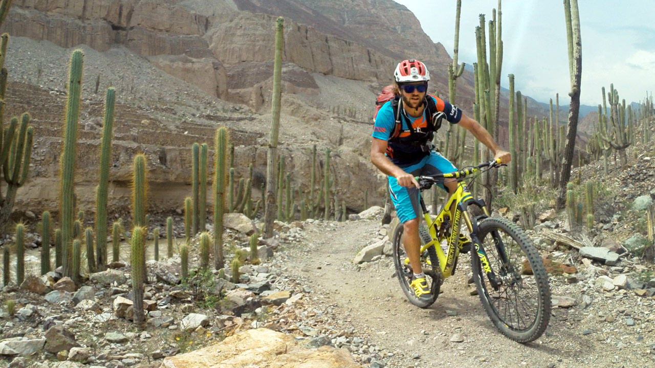 Tito's Mountain Bike Adventure In Peru | One World One Love with Tito Tomasi, Ep. 8
