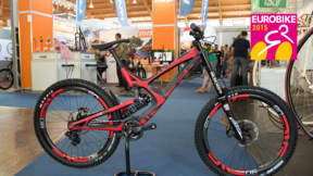 2016 Intense Cycles M16 Carbon Preview | 2015 Eurobike