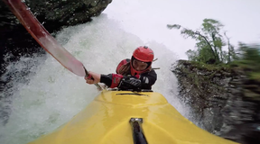 SIDESTREAM | Kayak Session Short Film of the Year Awards 2015, Entry #36