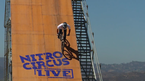 Nitro Circus - World's First Scorpion Double Backflip