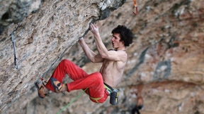 Adam Ondra Attempts The World's First 9a+ Flash | Epic Climber Spain, Ep. 2