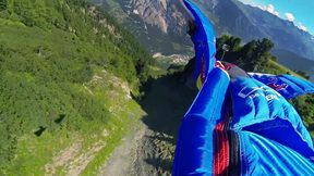 Jokke Sommer And Halvor Angvik's Balls-Out Terrain Flight Down Le Catogne | EpicTV Choice Cuts