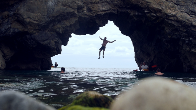 Deep Water Soloing In Britain Is Better Than You Ever Imagined | DWS, Ep. 1
