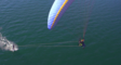 Paramotor + Kitesurfing = Para-surfing | What Happens When You Try And Invent A New Sport