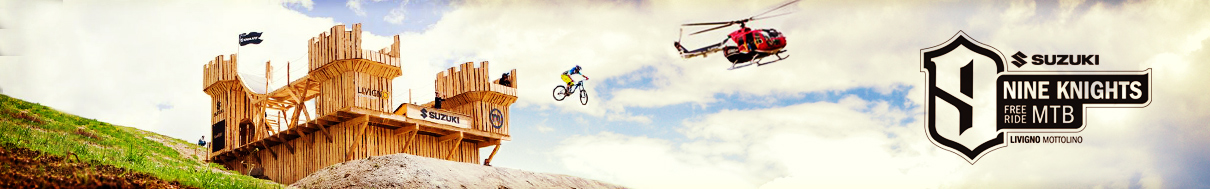 Behind the Scenes at Nine Knights MTB 2014