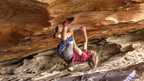 Matt Hoschke - The Wheel of Life (35/9a) Grampians, Australia