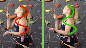 The Climbing Doctor: Neck Strain