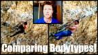 Rock Climbing Science: Analyzing Different Bodytypes And Climbing Styles (Hobit 7c, Misja Pec, Osp)