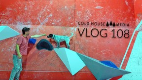 A Dog's Climb And The Last Outdoor Climb Before Lockdown || Cold House Media Vlog 108
