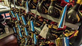 Inside The La Sportiva Factory
