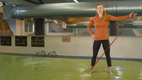 Bouldering Warm-Up With Shauna Coxsey