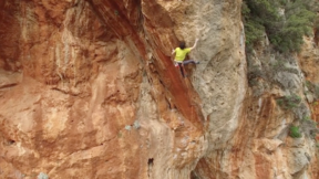 "Fabian Buhl On ""Chuck Notis"" - Leonidio, Greece"