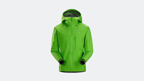 Ludicrously Classy And Incredibly Waterproof: The Arc'teryx Alpha FL Jacket.