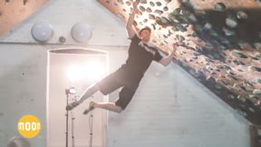Moon Climbing: Training Board Routines With David Fitzgerald