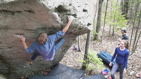 Mono Pockets And Overhangs With Louis Parkinson: Part 2