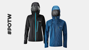 The RAB Firewall: Fast And Light Waterproof Perfection