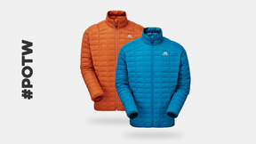 Keep Warm This Winter: Mountain Equipment Xero Jacket
