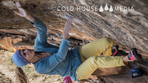 Cave Bouldering In The Grampians; Flashing 7C+ And Sending 8A  || Cold House Media Vlog 025