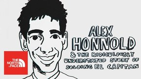 Walls Are Meant For Climbing: Alex Honnold