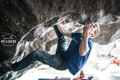 Never Give Up: Shattered Heel To Climbing 8B+