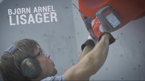 The Strongest Boulderers Are Route Setters: Bjørn Arnel Lisager | Pt.1