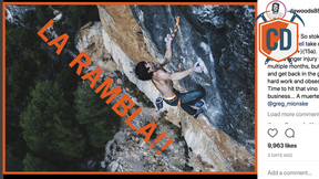 Why Is Everyone Climbing La Rambla 9a+? | Climbing Daily Ep.1123