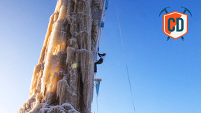 The World's Most Northerly Ice Climbing Competition #FinIce | Climbing Daily Ep.1126