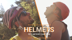 Helmet Review: Petzl Meteor Vs Camp Titan | Climbing Adventures In Sicily