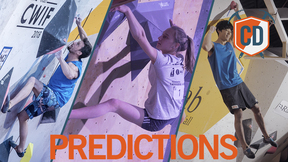 Can YOU Predict A Future Winner From The Pre-Season Comps? | Climbing Daily Ep.1132
