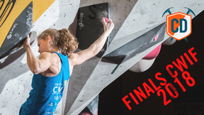 Surprise Winners And Dominant Performances At CWIF 2018 | Climbing Daily Ep.1134