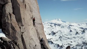 BD Athlete Mary McIntyre: Skiing & Climbing in the Argentine Andes